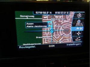 Audi A6 Navigatie Display