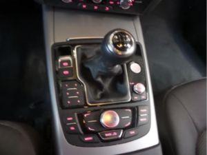 Audi A6 Navigatie bedienings paneel