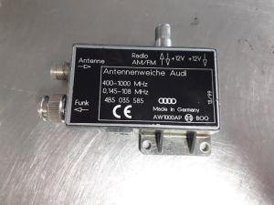 Audi A8 Antenne Versterker
