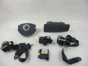 Dacia Sandero Airbag Set+Module
