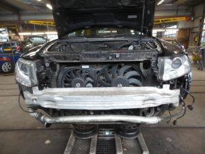 Audi A6 Voorfront