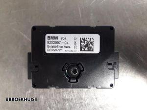 BMW X3 Antenne Versterker