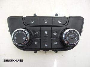 Opel Mokka Chaufage Bedieningspaneel