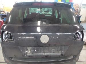 Volkswagen Touareg Achterklep