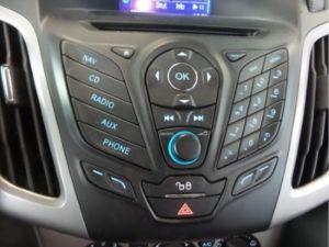 Ford Focus Navigatie bedienings paneel
