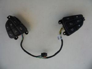 Mercedes C-Klasse Radiobediening Stuur