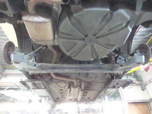 Renault Scenic Achteras voorwielaandrijving