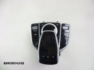 Mercedes C-Klasse MMI schakelaar