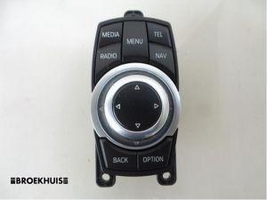 BMW 1-Serie MMI schakelaar
