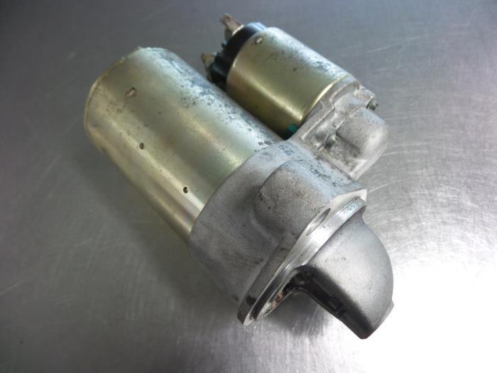 Chevrolet matiz startmotor uit 2005